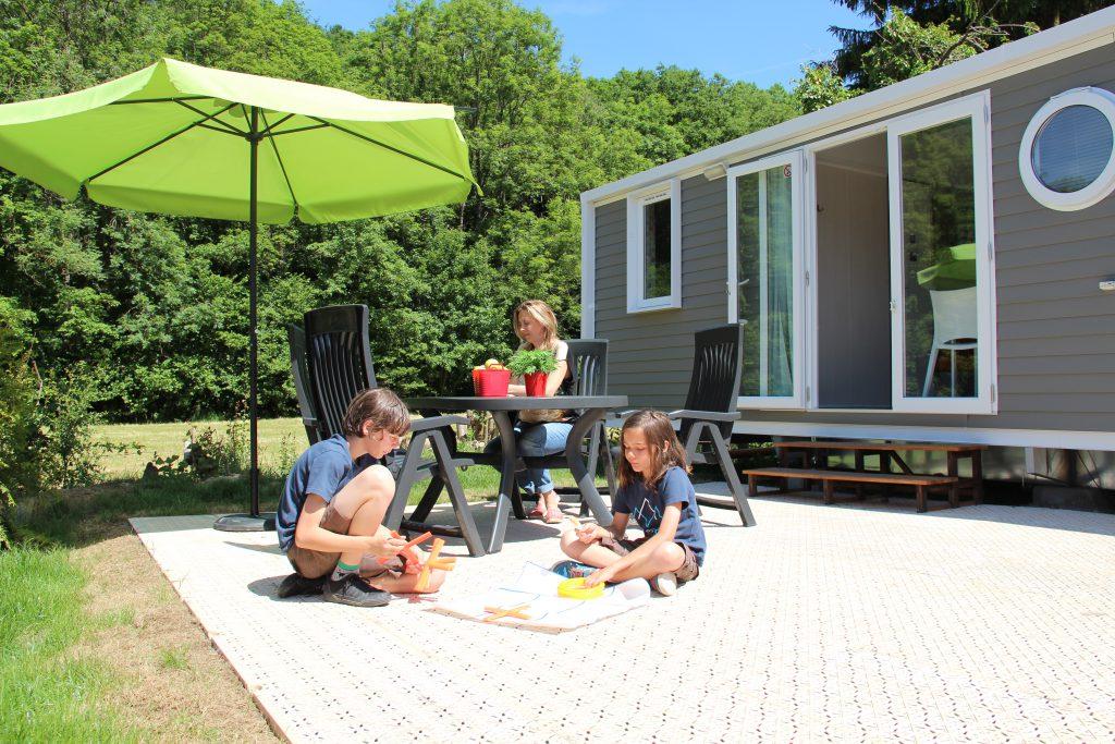 Aanrader: kamperen met kinderen