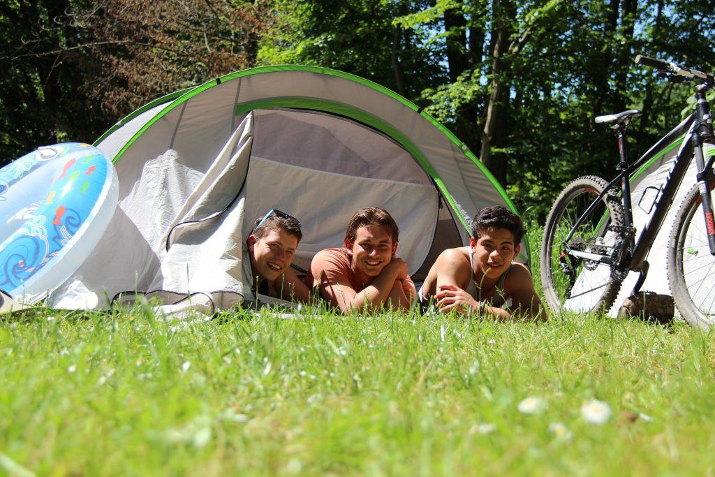 Bamping: de nieuwste kampeertrend