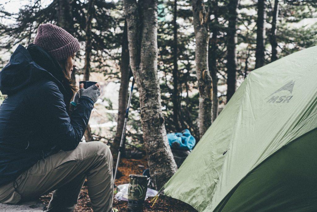 4 tips voor als je gaat kamperen in de kou