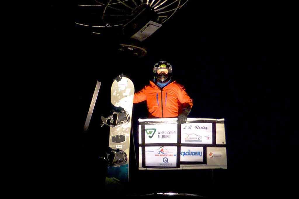 3FM Noordkaap Challenge volbracht